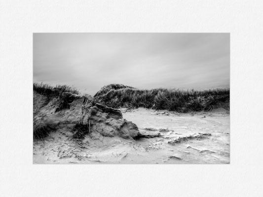 St. Peter-Ording, Sand Dunes after Storm Tide, 2013 [No.28] – © Oliver G. Miller