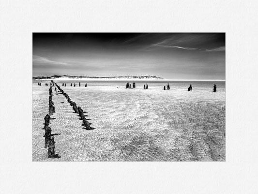Wangerooge, Ostanleger, 2019 [No.9] – © Oliver G. Miller