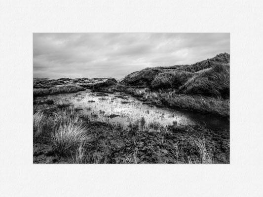 St. Peter-Ording, Sand Dunes after Storm Tide, 2013 [No.29] – © Oliver G. Miller