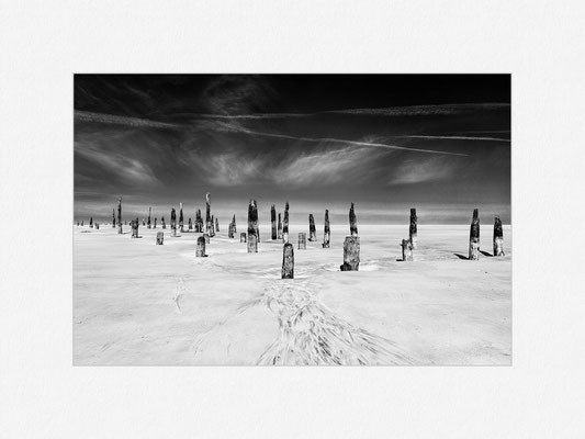 Wangerooge, Ostanleger, 2019 [No.6] – © Oliver G. Miller