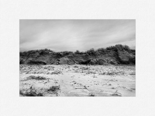 St. Peter-Ording, Sand Dunes after Storm Tide, 2013 [No.26] – © Oliver G. Miller