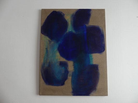 Gedankenfarben VIII., 80 x 60 cm, 2015