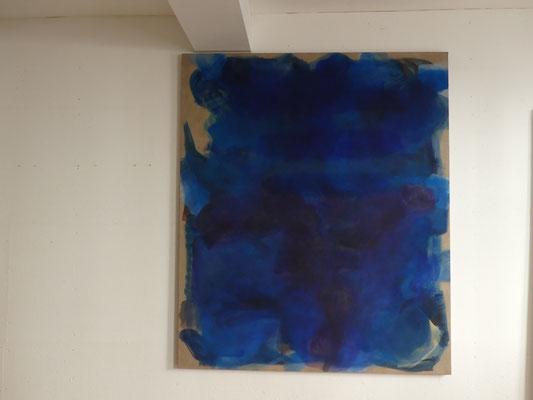 Gedankenfarben I., 180 x 150 cm, 2015