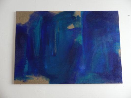 Gedankenfarben IV., 70 x 100 cm, 2015