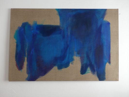 Gedankenfarben III., 80 x 120 cm, 2015