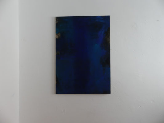 Gedankenfarben IX., 100 x 70 cm, 2015