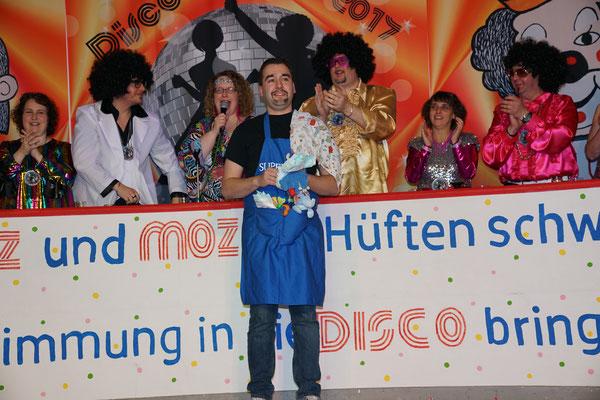 "Bütt ""Der Babysitter"" - Daniel Trapp"