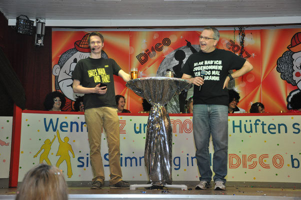 """Sketch """"Vater und Sohn"""" - Burkhard und Jonas Merten"""