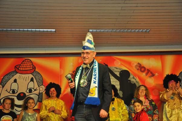 Bürgermeister Stefan Schwenk