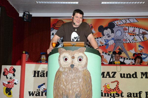Marco Wächtersbach 2. Fremdensitzung