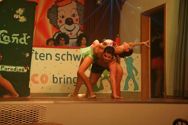 """Showtanz """"Tomorrow land - Willkommen im Paradies"""" - Molzbacher Voltis"""