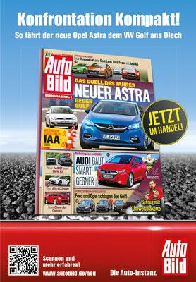 AGENTUR: Zum Goldenen Hirschen HH/Dammtor | KUNDE: AUTO BILD | ART: Krystina Jakob | JAHR: 2015