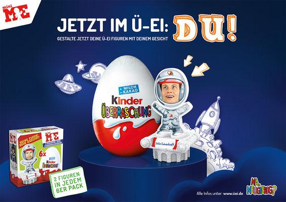 AGENTUR: Zum Goldenen Hirschen HH/Dammtor | KUNDE: Ferrero | ART: Krystina Jakob | JAHR: 2015