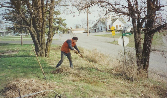 The 1992 Work Day Dale Preedy