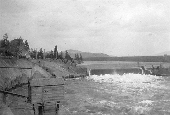Upriver Dam