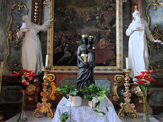 Allerheiligenaltar Basilika Loretto