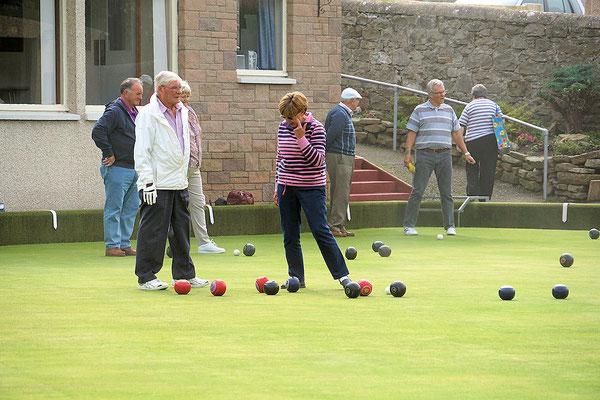 Lossiemouth /Bowling Club