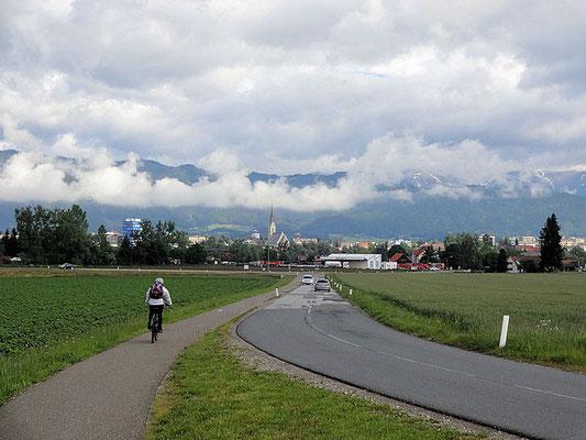On Tour - vor Zeltweg