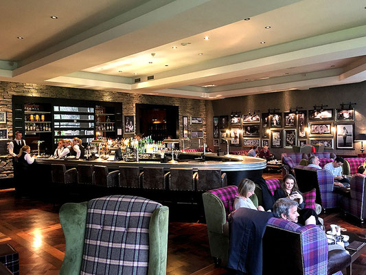 Great Scots Bar im Cameron House