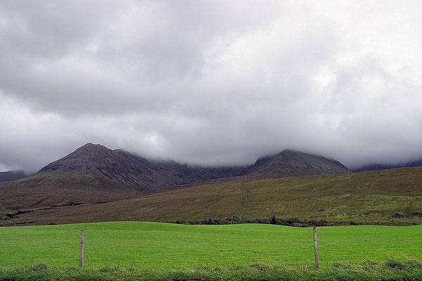 Bergszenerie Glenbrittle