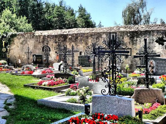 Friedhof Pfarrkirche, Friedersbach