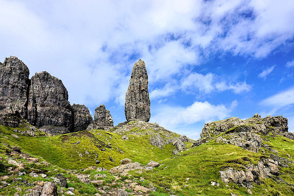Old Man of Storr / the Needle