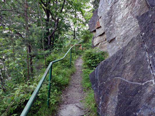 Schiebepassage Krumau