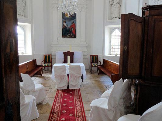 Schloss Krumbach / Hochzeitskapelle