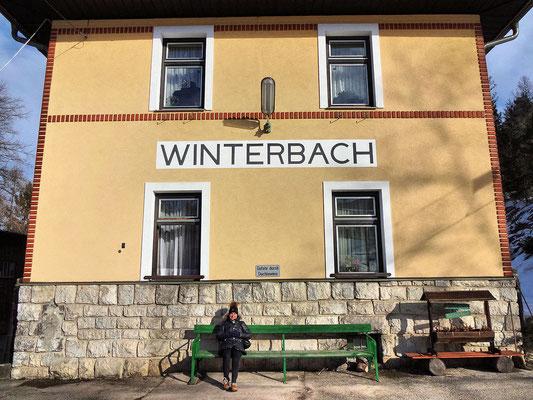 Bahnhof Winterbach
