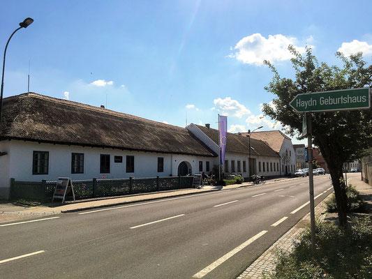Geburtshaus Haydn