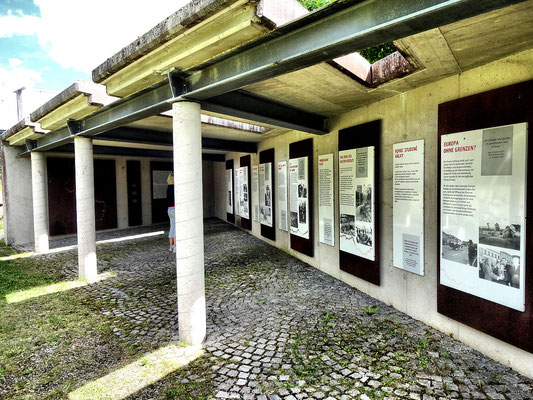 Guglwald / Mahnmal Eiserner Vorhang
