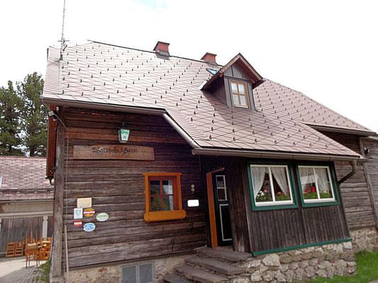 Waldheimhütte (1620m)