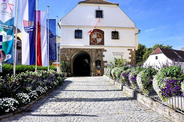 Schlosstor / Stadtmuseum
