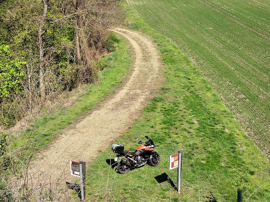 Natrudenkmal am Leeberg zwischen Gaisruck und Pettendorf