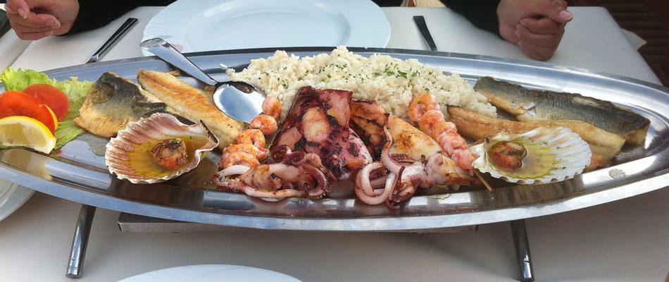 Funtana / Restaurant Marina