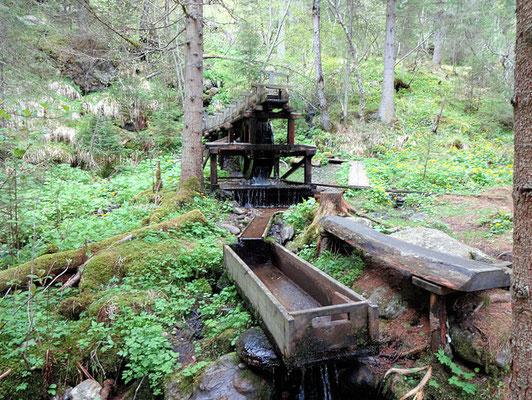 Wassermühle Granitzenbach