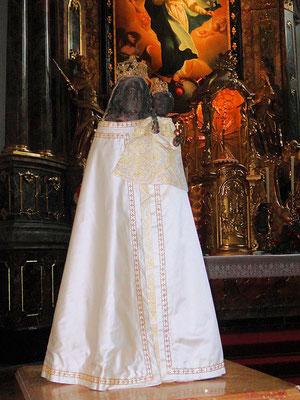 Gnadenstatue Basilika Loretto