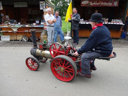 Eisenbahnmuseum Knittelfeld - Andampfen