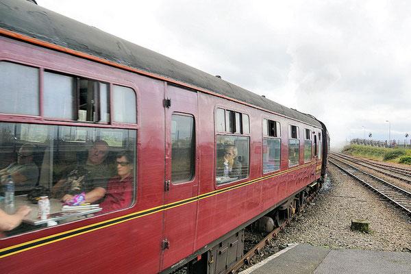 Mallaig/Jakobite Steam Train