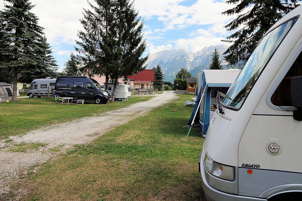 Camping Grimmingsicht
