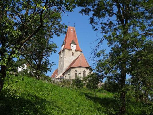 Staffelkirche von Altpölla