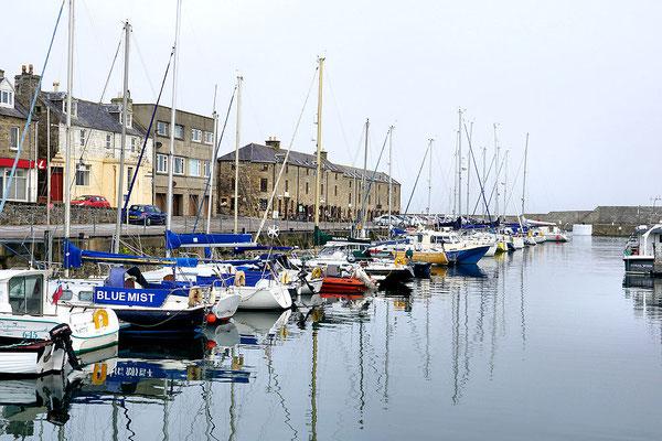Lossiemouth / Hafen