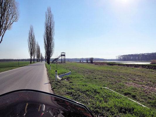 Grenzübergang Hohenau an der March / A --> SK