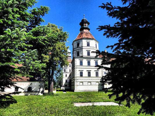 Schloss, Schwarzenau