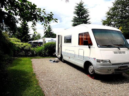 50Plus Campingpark Stellplatz