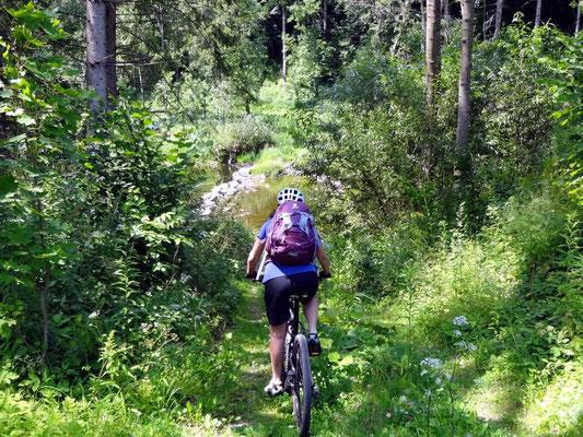 on Tour Wasserfurth