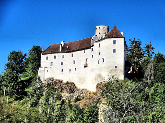 Schloss, Karlstein an der Thaya