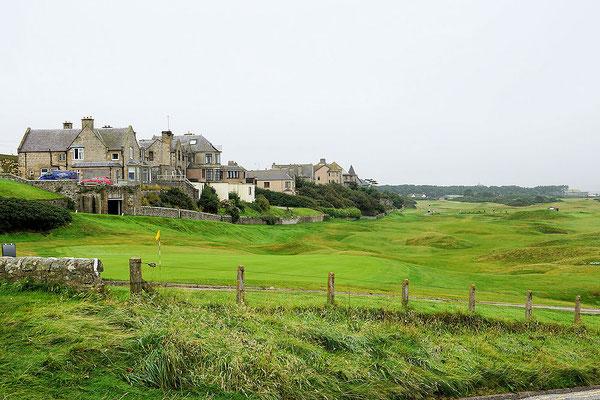 Lossiemouth / Moray Golfplatz