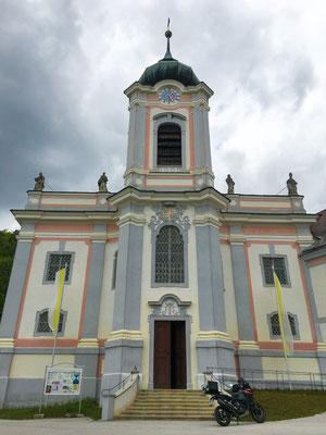 Wallfahrtskirche am Mariahilfberg
