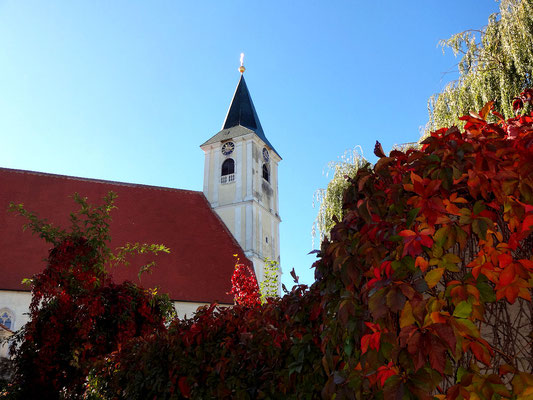 Stiftskirche Pernegg